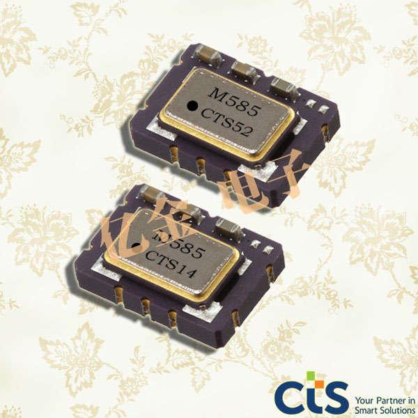 美国西迪斯晶振,压控温补晶振,578晶振,579晶振