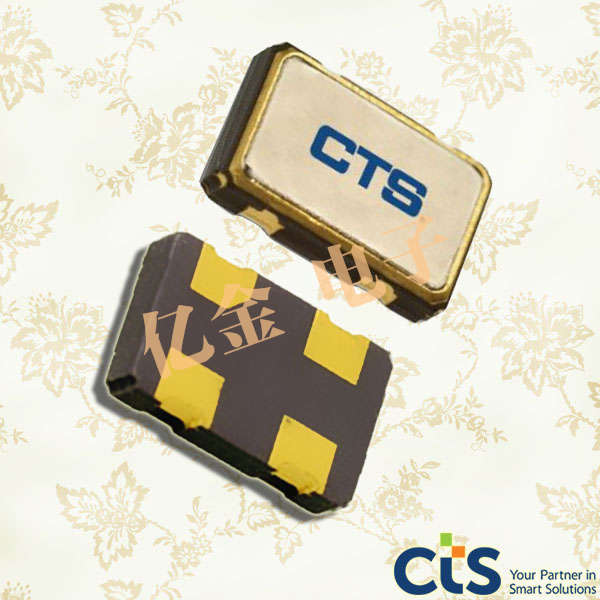 CTS晶振,有源晶振,680晶振,美国进口晶体振荡器