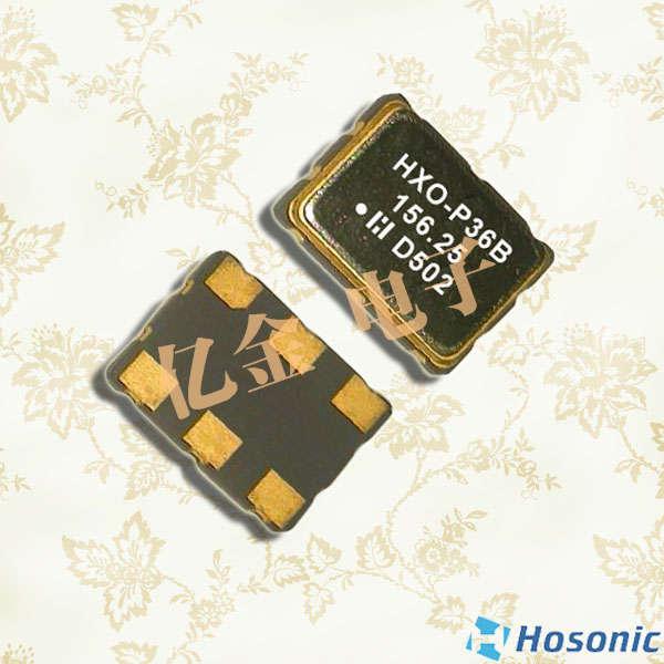 HOSONIC晶振,差分晶振,D7ST晶振,HXO-T3晶振
