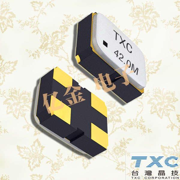 台湾晶技晶振,石英晶体振荡器,8W晶振,8W-25.000MBE-T晶振