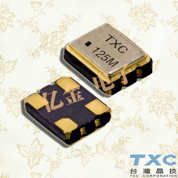台湾晶技晶振,有源晶振,7X晶振,7X-19.200MBA-T晶振