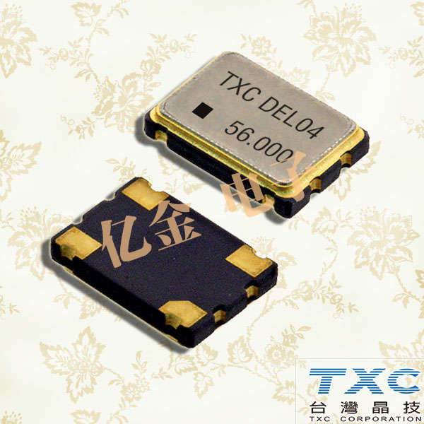 TXC晶振,OSC晶振,7W晶振,7W-30.000MAB-T晶振