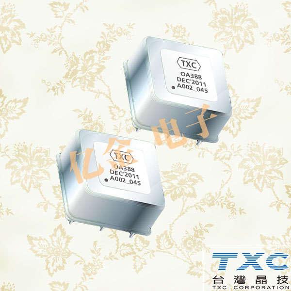 TXC晶振,恒温晶体振荡器,OC晶振