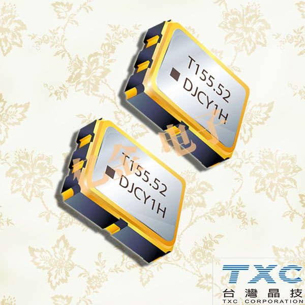 TXC晶振,压控晶振,DJ晶振,LV-PECL差分输出晶振