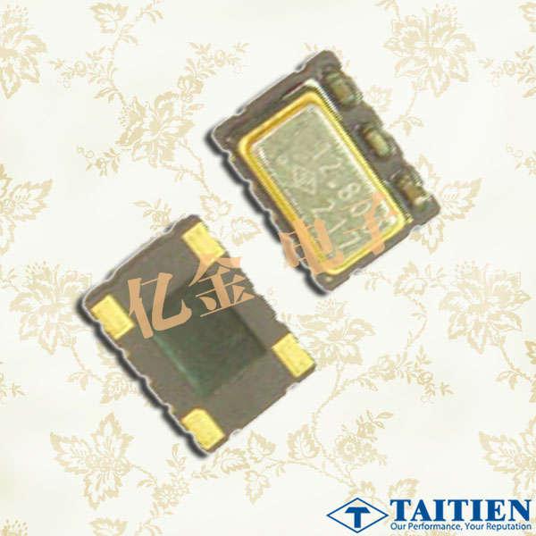 泰艺晶振,温补晶振,TT晶振,TTETTLJANF-16.384000晶振