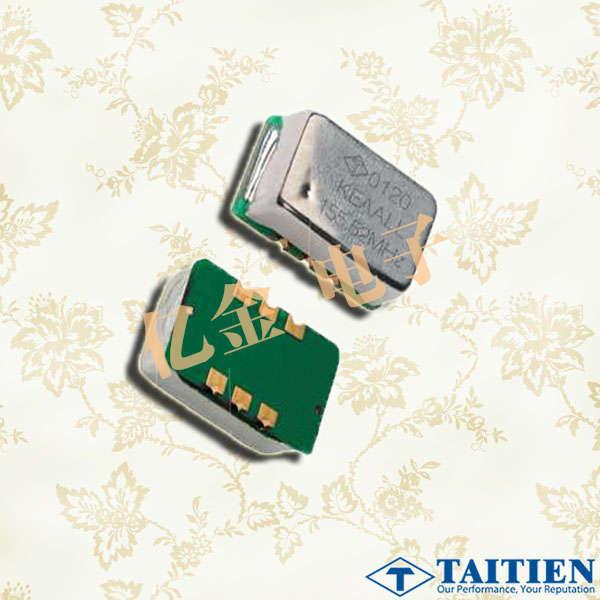 泰艺晶振,差分晶振,VK晶振,多输出差分晶体振荡器