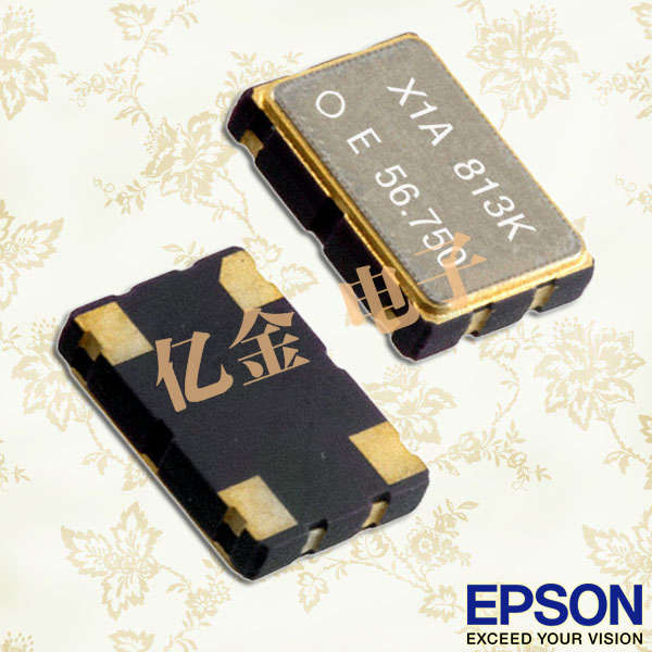 爱普生晶振,EPSON Oscillator,SG7050CAN有源晶体